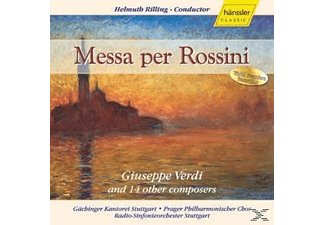 Gächinger Kantorei - Messa Per Rossini - (CD)
