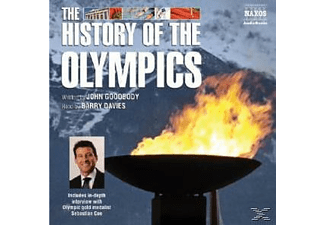 A History Of The Olympics - 5 CD - Hörbuch