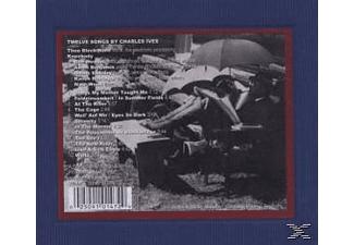 Theo Bleckmann, Theo/kneebody Bleckmann - Twelve Songs By Charles Ives - (CD)