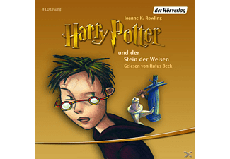 Harry Potter und der Stein der Weisen - 9 CD - Science Fiction/Fantasy