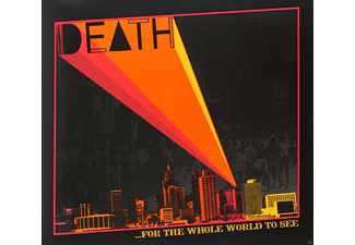 Death - ...For The Whole World To See - (Vinyl)