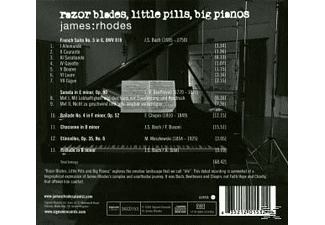 James Rhodes - Razor Blades,Little Pills,Big Pianos - (CD)