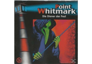 Point Whitmark 26: Die Diener der Pest - (CD)