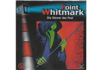UNIVERSAL MUSIC GMBH Point Whitmark 26: Die Diener der Pest