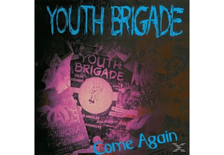 Youth Brigade - Come Again - (EP (analog))