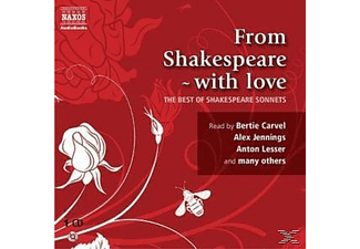 FROM SHAKESPEARE WITH LOVE - 1 CD -