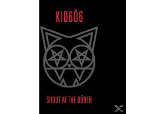 Kid 606 - Shout At The Döner - (Vinyl)