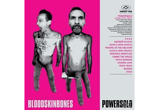 Powersolo - Blood Skin Bones [Vinyl]