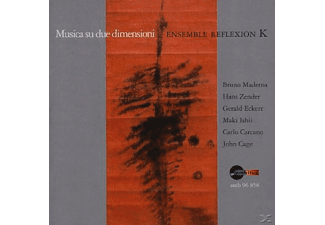 Ensemble Reflexion - Musica Su Due Dimensioni [CD]
