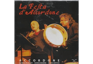 Guido Morini - La Festa D' Accordone - (CD)