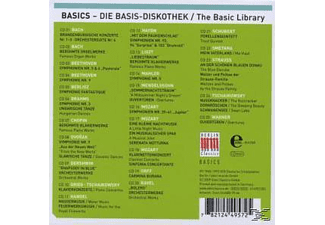 Various - Basics:Die Basis-Diskothek - (CD)