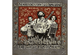 Reverend Peyton's Big Damn Band - The Whole Fam Damnily - (Vinyl)