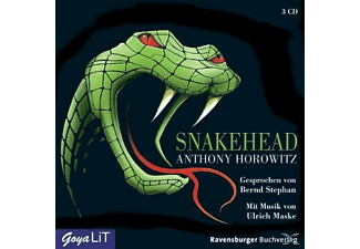 Snakehead - 3 CD - Krimi/Thriller
