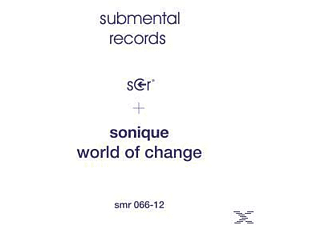 Sonique - World Of Change - (Vinyl)