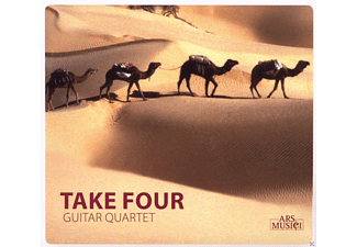 Take Four Guitar Quartet - Take Four Guitar Quartet - (CD)