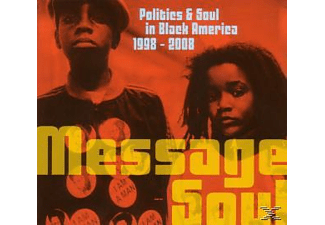 VARIOUS - Message Soul - Politics & Soul [CD]