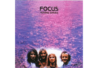 Focus - Moving Waves - (Vinyl)