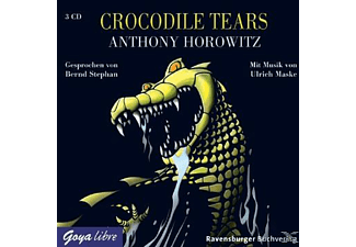 Crocodile Tears - 3 CD - Kinder/Jugend