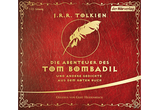 Die Abenteuer des Tom Bombadil - 1 CD - Science Fiction/Fantasy