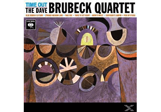 The Dave Brubeck Quartet - Time Out (Remastered) - (Vinyl)