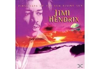 Jimi Hendrix - First Rays Of The New.. - (Vinyl)
