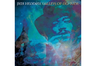 The Jimi Hendrix Experience - Valleys Of Neptune - (Vinyl)