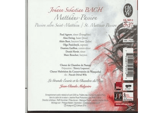 VARIOUS - Matthäus - Passion [Doppel-cd] - (CD)