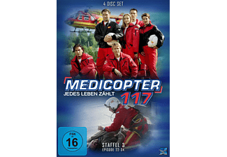 Medicopter 117 - Staffel 3 - (DVD)