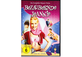 BEZAUBERNDE JEANNIE - SEASON 3 [DVD]