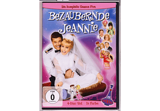 BEZAUBERNDE JEANNIE - SEASON 5 - (DVD)