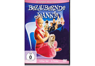 BEZAUBERNDE JEANNIE - SEASON 4 [DVD]