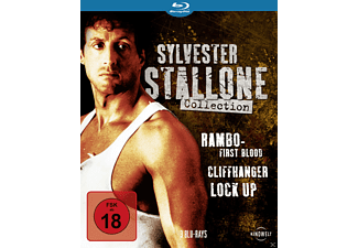 Sylvester Stallone Collection [Blu-ray]