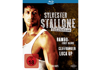 Sylvester Stallone Collection - (Blu-ray)