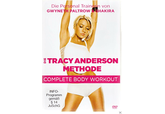 Die Tracy Anderson Methode - Complete Body Workout - (DVD)