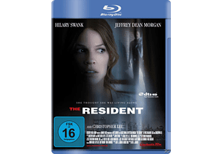 THE RESIDENT - (Blu-ray)