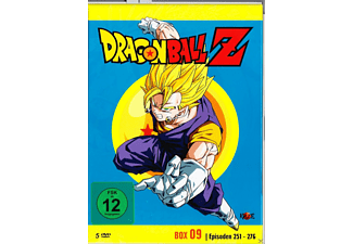 Dragonball Z – Box 9 (Episoden 251 - 276) [DVD]