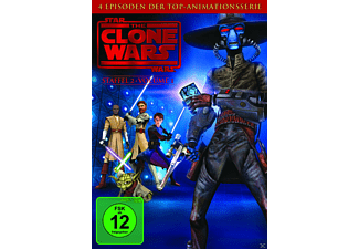 Star Wars: The Clone Wars - Staffel 2 / Vol. 1 [DVD]