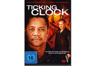 TICKING CLOCK - (DVD)