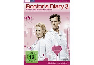 Doctor's Diary - Staffel 3 [DVD]