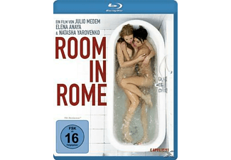 Room in Rome - Eine Nacht in Rom [Blu-ray]