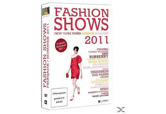 Fashion Shows Frühjahr/Sommer 2011 [DVD]
