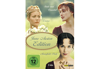 Jane Austen Edition [DVD]