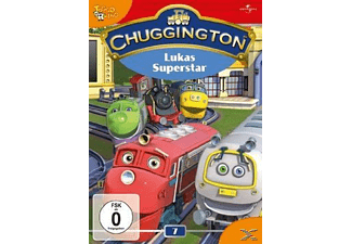 Chuggington - Lukas Superstar (Vol. 7) [DVD]