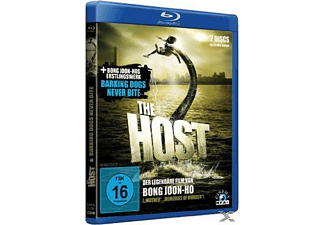 The Host / Barking Dogs never Bite - (Blu-ray)