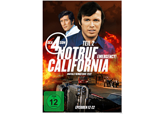 Notruf California - Staffel 4.2 [DVD]