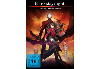 Fate/Stay Night: Unlimited Blade Works - (DVD)