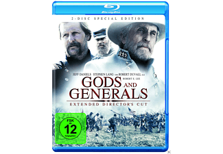 Gods and Generals - (Blu-ray)
