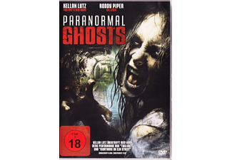 Paranormal Ghosts [DVD]