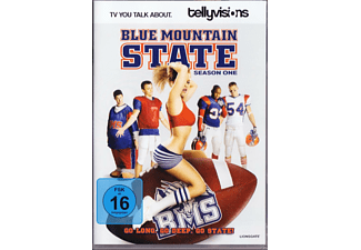 BLUE MOUNTAIN STATE - 1.STAFFEL [DVD]