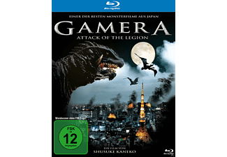 Gamera 2 - Attack of the Legion [Blu-ray]